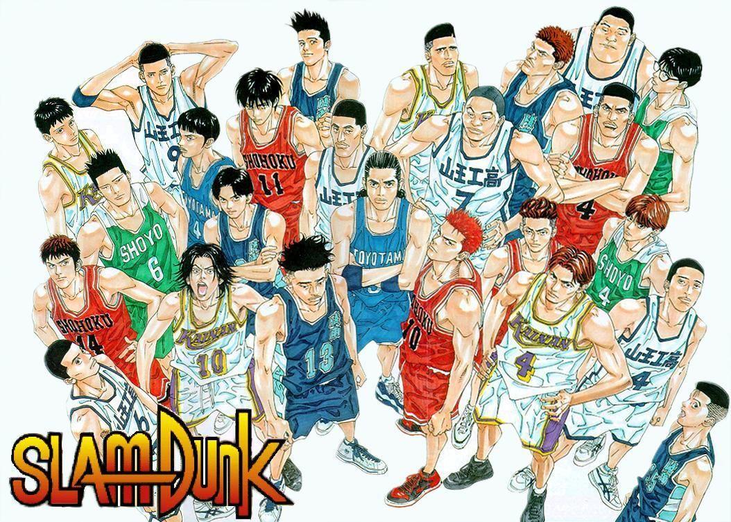 Bạn đã biết gì về Slam Dunk: Bộ truyện tranh kinh điển của giới bóng rổ