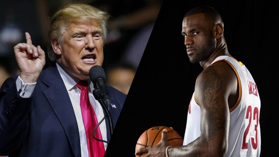 Sau hành động của mình đối với đội Philadelphia Eagles, Donald Trump bị nhiều ngôi sao NBA chỉ trích dữ dội