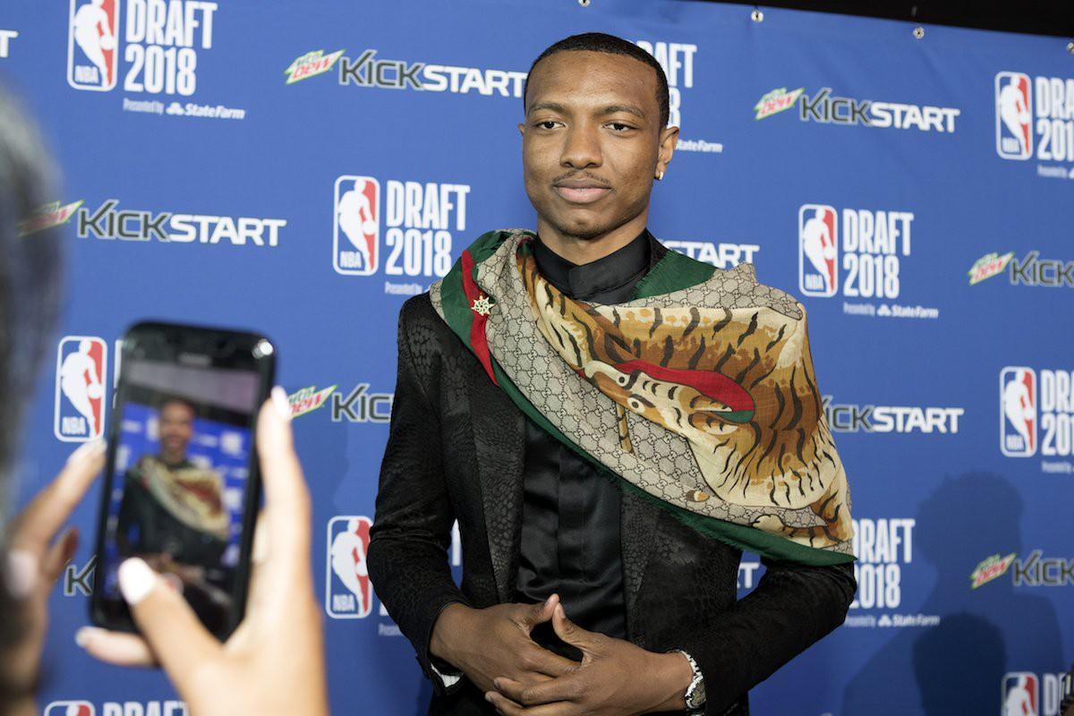 Khi Wakanda xâm nhập vào cả NBA Draft
