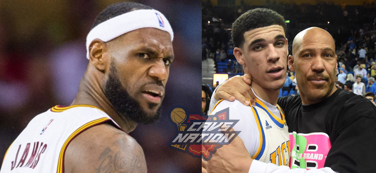 """Thêm một phát ngôn gây sốc của """"bố"""" Ball: Warriors chẳng thể nào địch lại Lakers"""