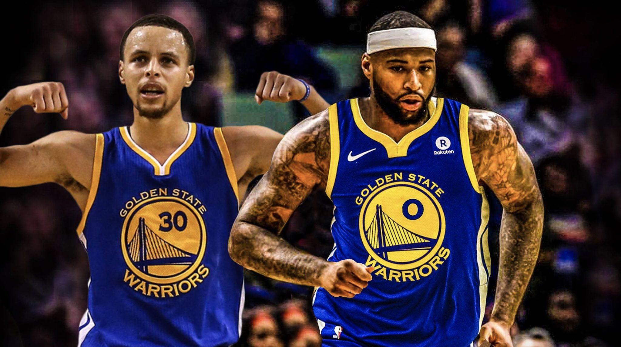 Curry phát cuồng khi được làm đồng đội với Cousins, vì lí do nào mà DeMarcus quyết định đến Warriors