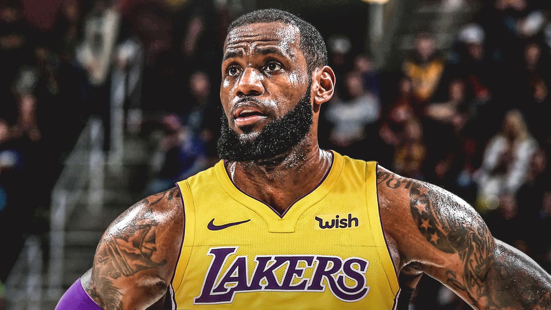 Vì sao nào đã đưa LeBron James đến với Los Angeles Lakers?