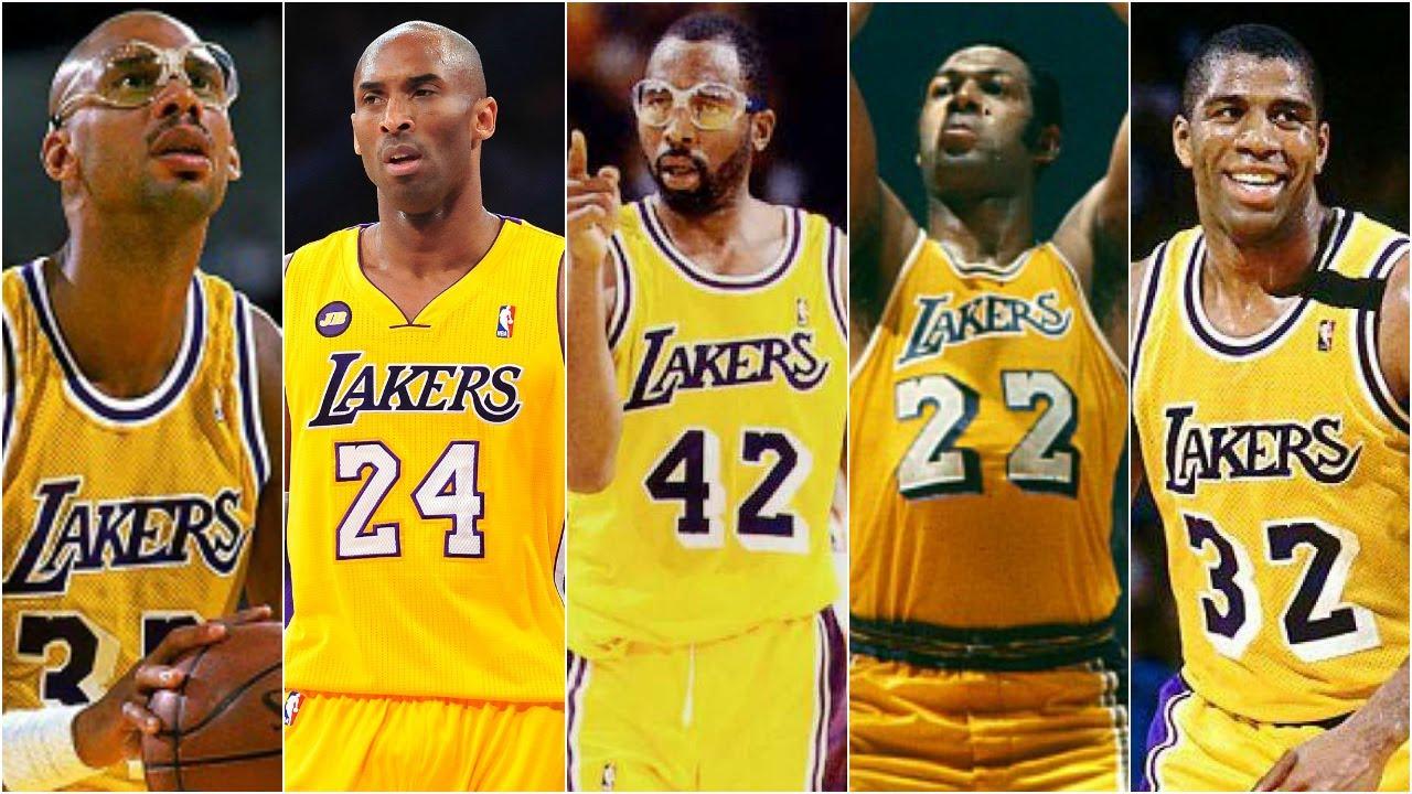 Los Angeles Lakers sở hữu các chiến thần bá như thế nào?