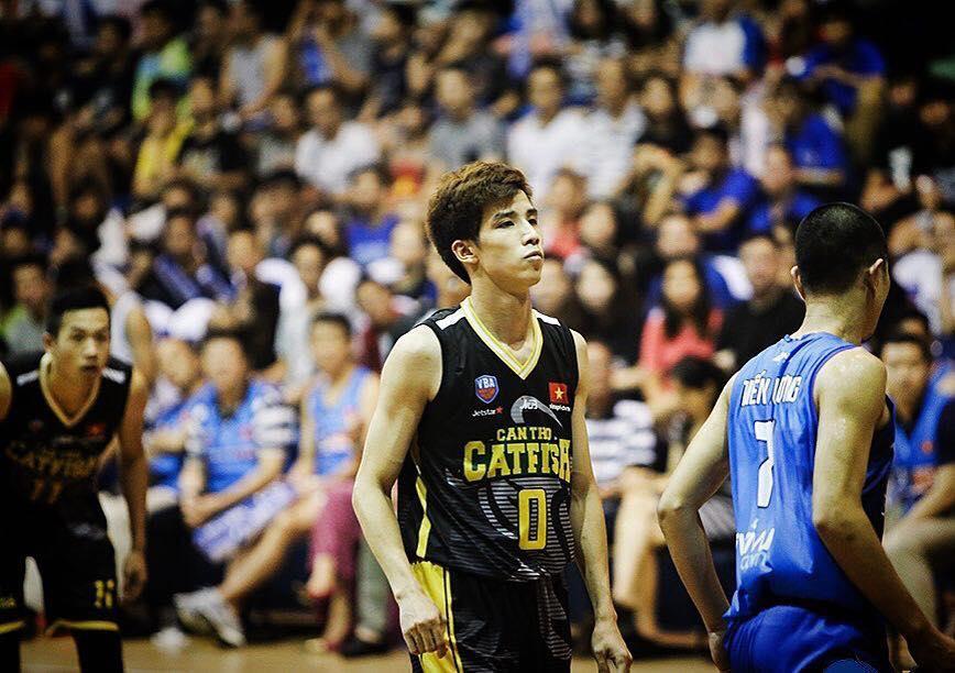 Hoàng 'ca' gửi tâm thư đến thế hệ bóng rổ trẻ Việt Nam