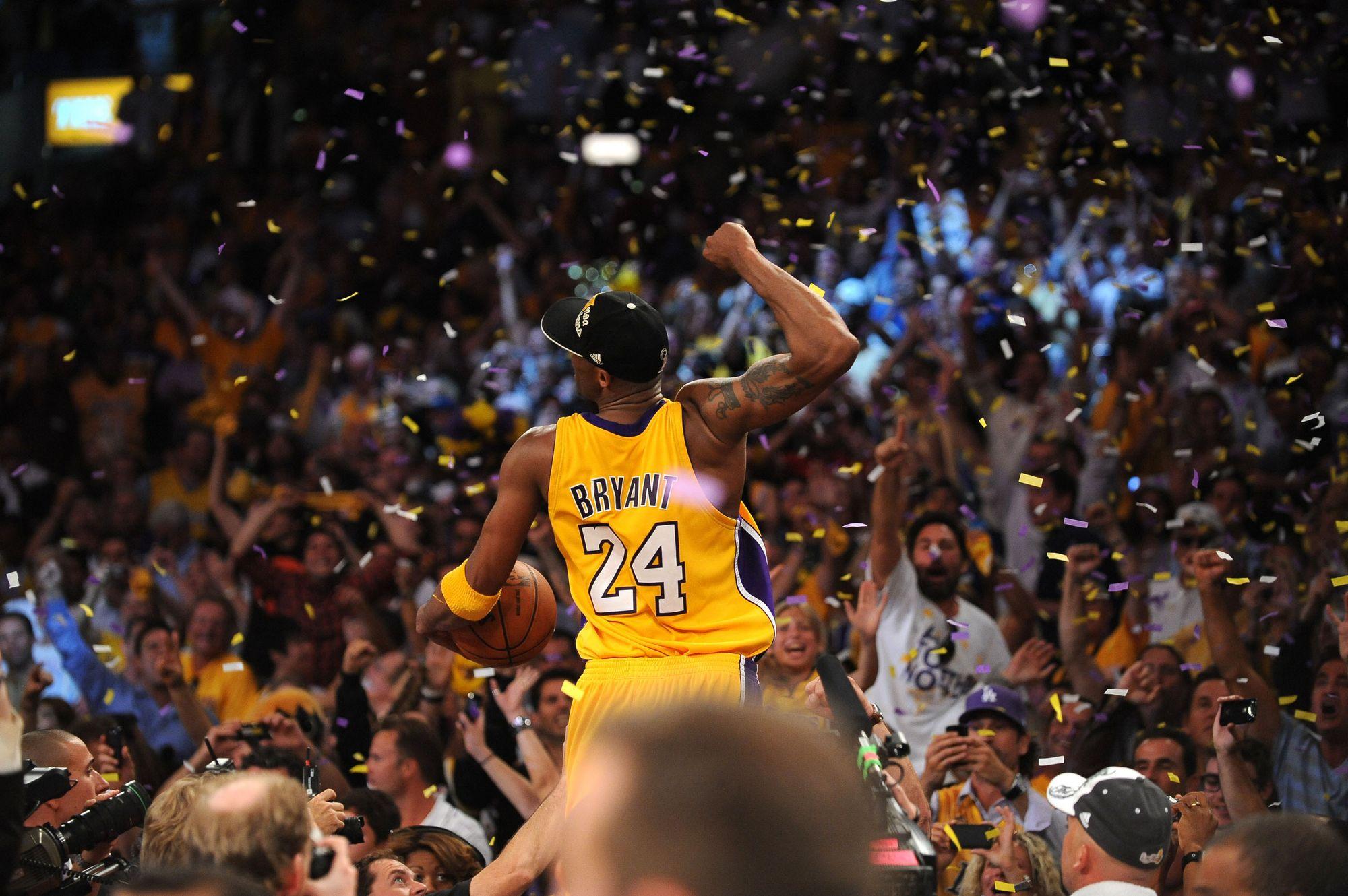 Cuộc đời và sự nghiệp Kobe Bryant: Bắt đầu từ những điều nhỏ nhất