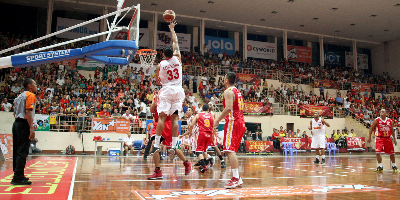 Một số chiến thuật tấn công 5vs5 trong bóng rổ