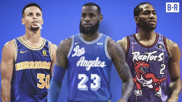30 bộ áo vừa cổ điển vừa hiện đại NBA nhất định phải hồi sinh ngay