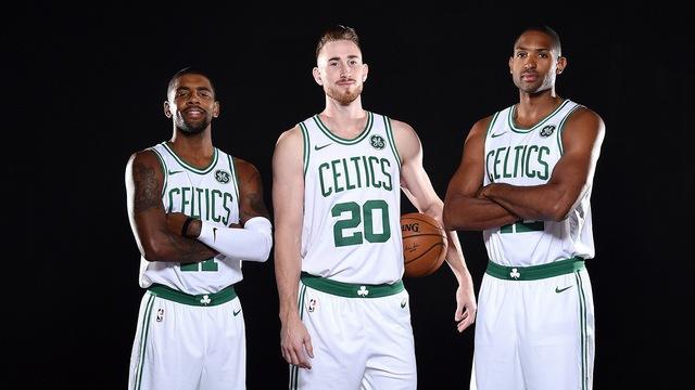 Kyrie Irving và Gordon Hayward phục hồi chấn thương, Celtics sẽ trở lại và xưng bá miền Đông