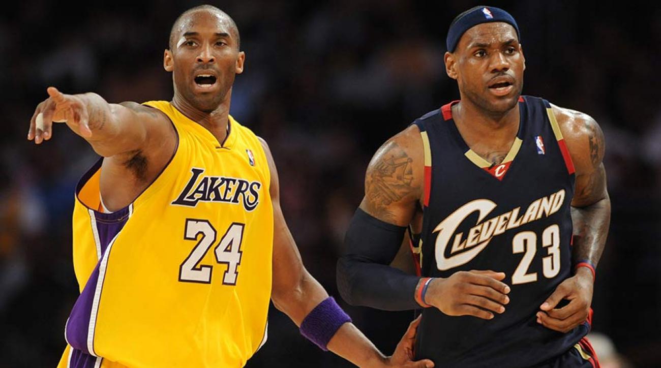 Kobe Bryant nói gì khi fan mình anti LeBron James