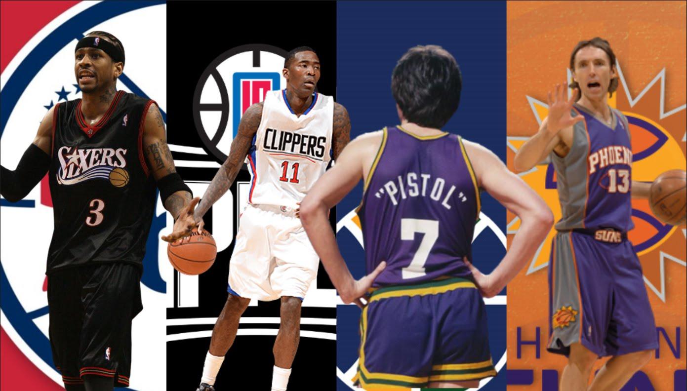 Đối với Stephen Curry, đâu là tay bóng xuất sắc nhất lịch sử NBA