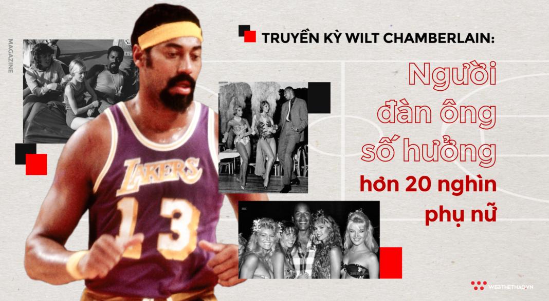 Wilt Champerlain: Người đàn ông