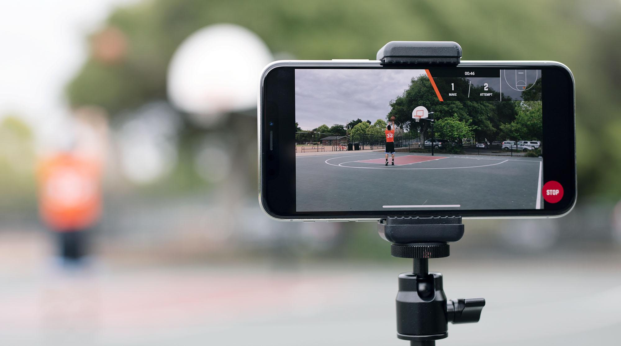 Ứng dụng thực tế ảo tăng cường (AR) của Steve Nash sẽ khiến các Fans bóng rổ phát cuồng mua iPhoneX