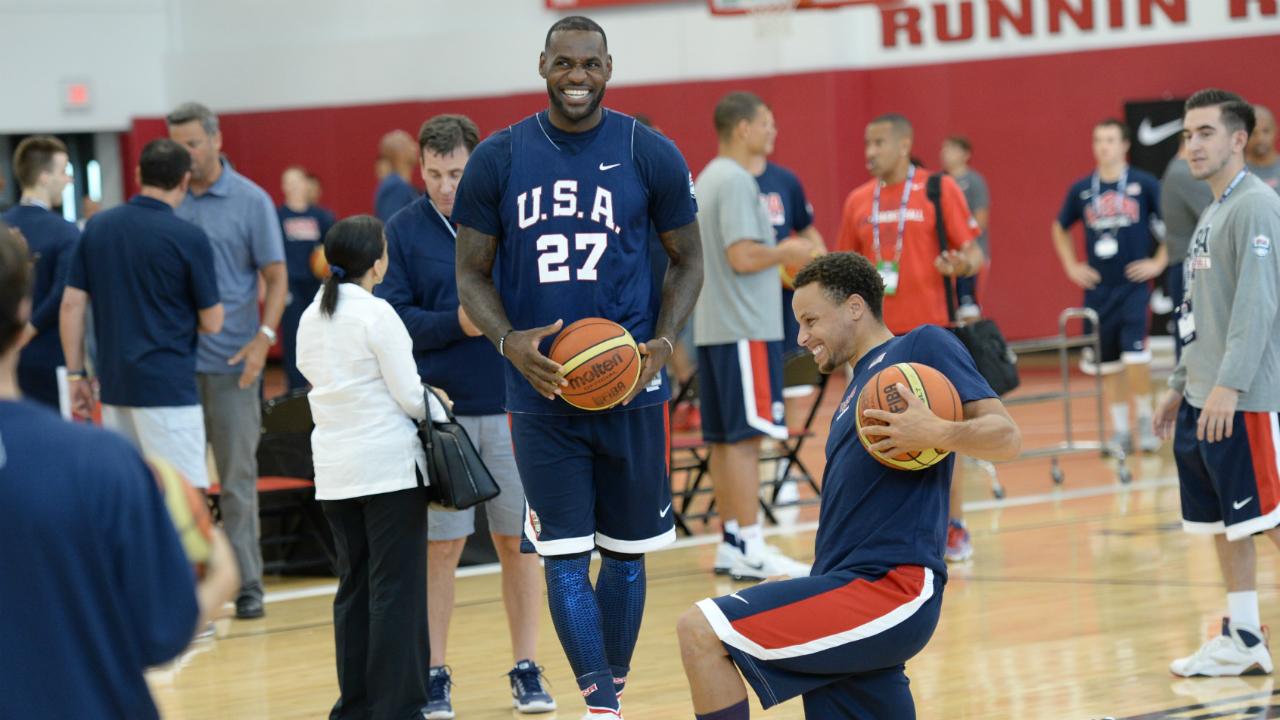 Ai sẽ góp mặt trong đội hình Tuyển USA tại vòng loại FIBA World Cup 2019?