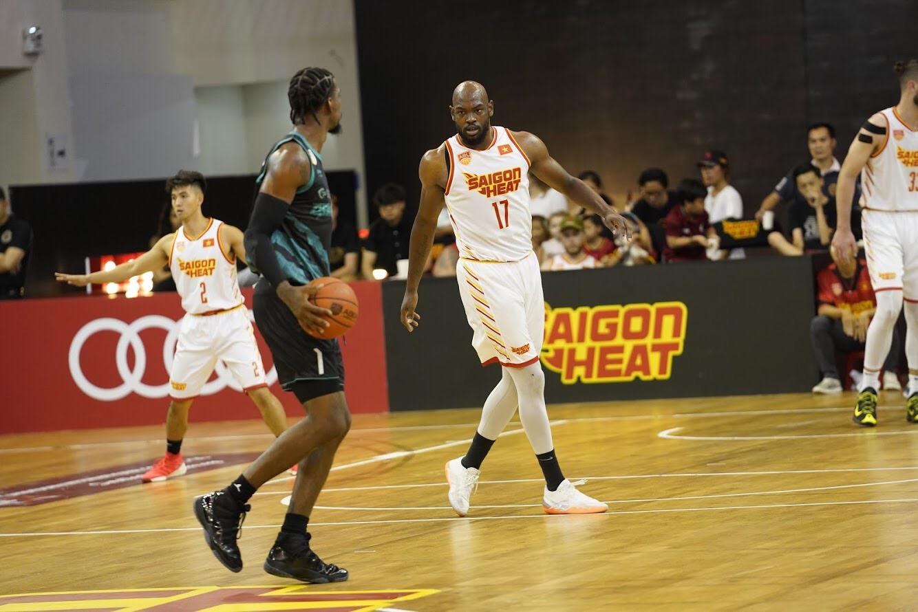Thi đấu hứng khởi, Saigon Heat tìm lại niềm vui chiến thắng