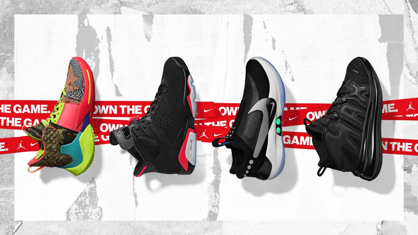 Ngắm nhìn các siêu phẩm All Star 2019 từ Nike & Jordan Brand