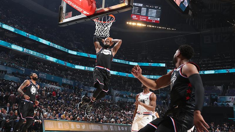 Kết quả NBA All-Star Game 2019: MÃN NHÃN!