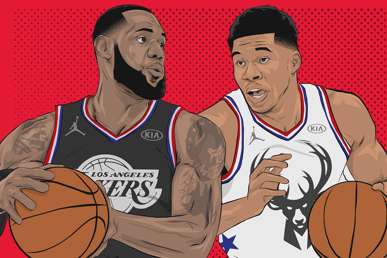 Lịch thi đấu chính thức NBA All-Star 2019 (Link FullHD)