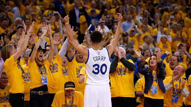 Dù thi đấu cực hiệu quả nhưng Curry vẫn bị đánh giá thấp hơn hậu vệ này