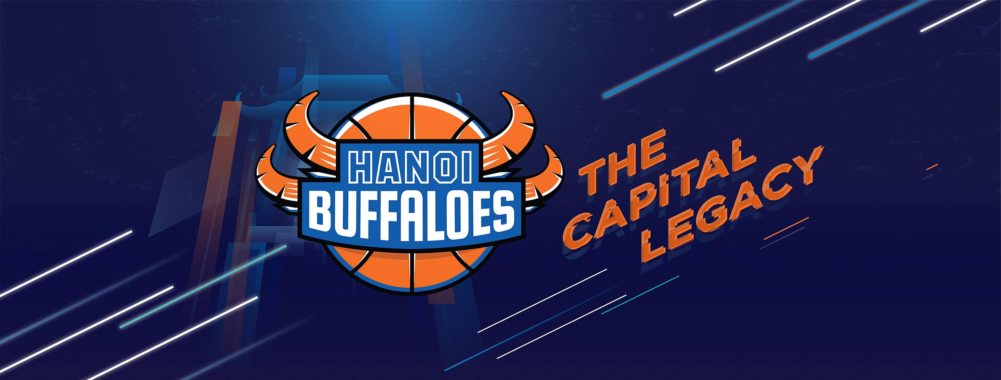 Hanoi Buffaloes công bố Logo mới trước thềm VBA, khẳng định sức mạnh
