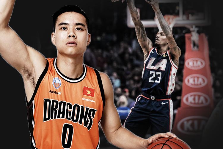 Horace Nguyễn dù làm việc tại LA Clippers vẫn sẽ tham dự VBA 2019