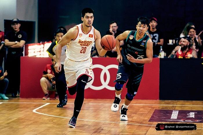 Malaysia Dragons vs Saigon Heat: Đăng Khoa sớm trở lại, 'Ông 30' vẫn thua đau