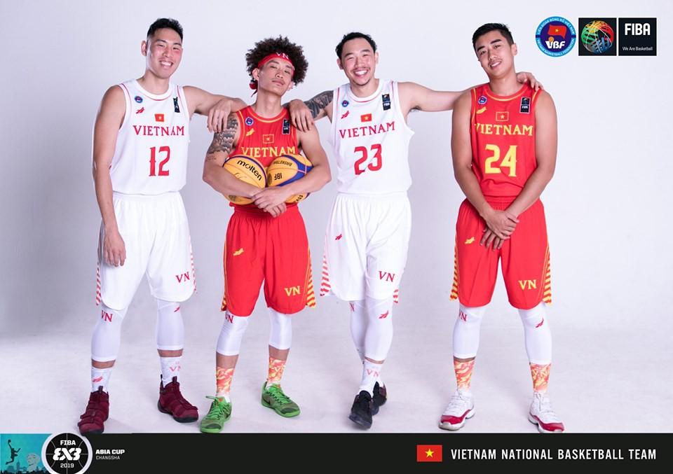 FIBA 3×3 Châu Á 2019: thắng áp đảo Kyrgyzstan nhưng để thua trước Trung Hoa Đài Bắc, Tuyển Việt Nam chỉ còn trận đấu quyết định