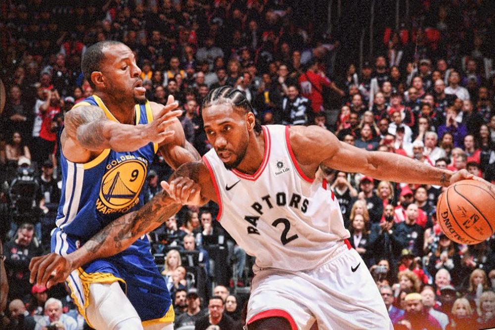 NBA Finals 2019: Curry ném như lên đồng nhưng vẫn không thể ngăn chặn bầy khủng long | Game 1