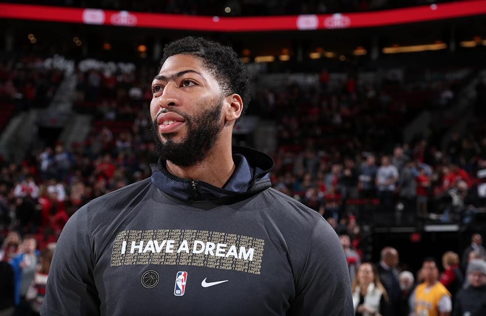 Liệu rằng New Orleans Pelicans đang một lần nữa làm trò với Los Angeles Lakers?