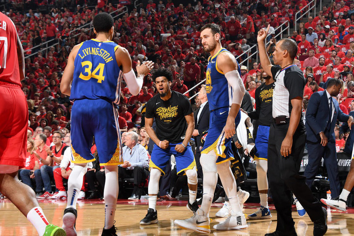Golden State Warriors – Đỉnh cao của lối chơi đồng đội
