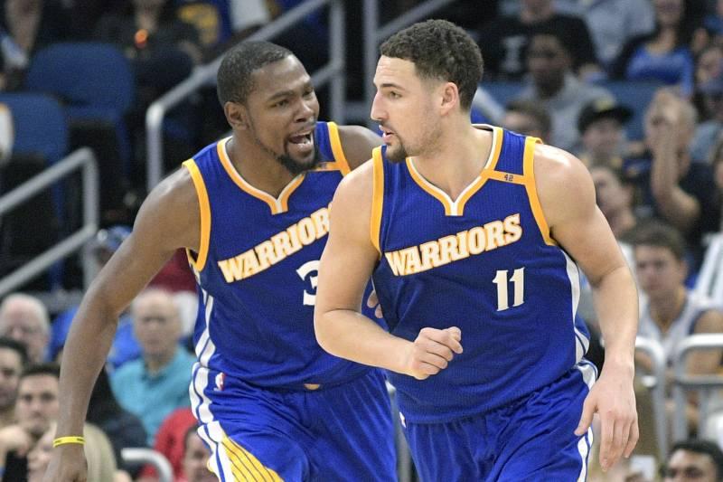 Golden State Warriors tự tin giữ chân Durant và Thompson trong tuần này