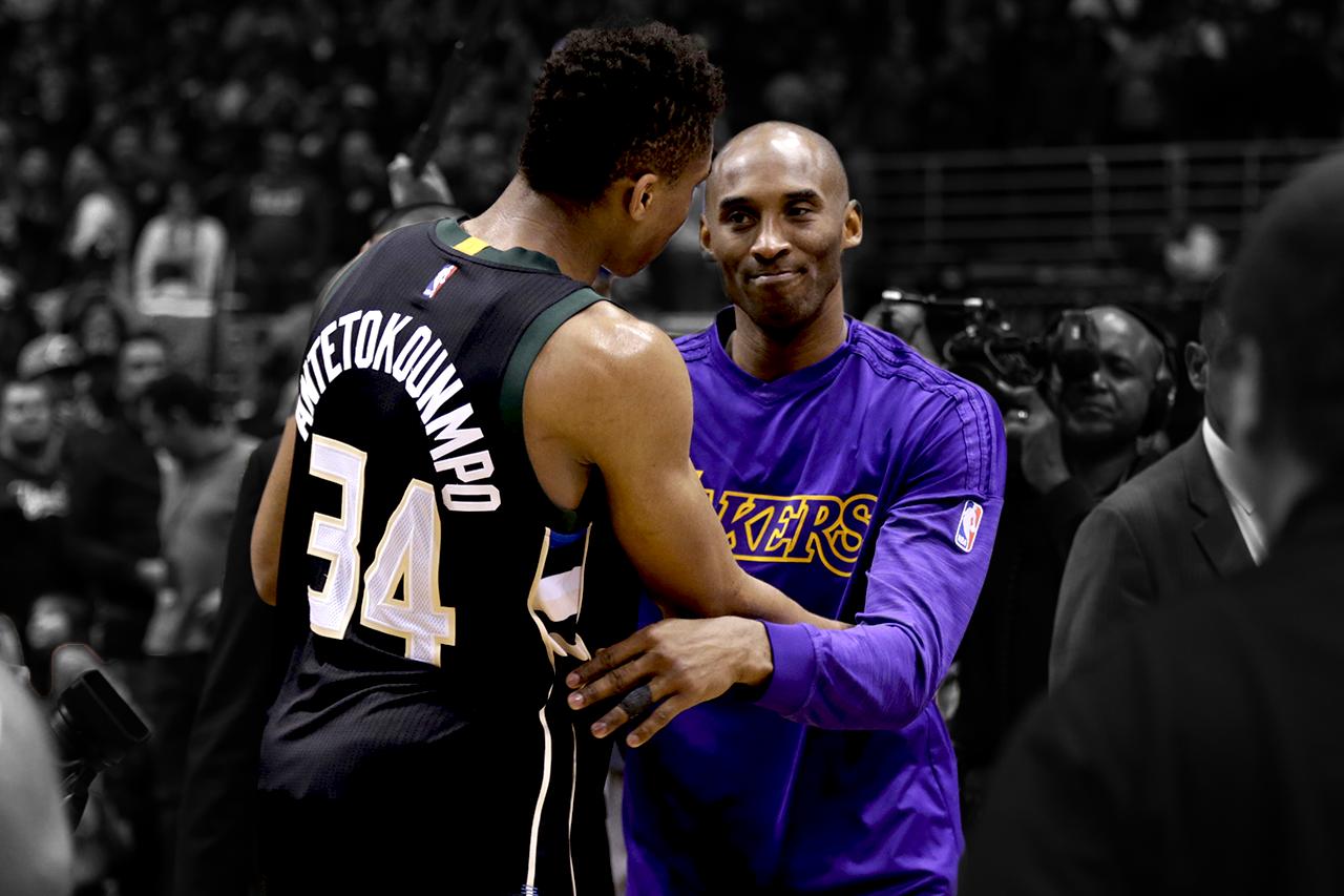 Đâu là thử thách tiếp theo mà Kobe dành cho cậu học trò Giannis sau danh hiệu MVP?