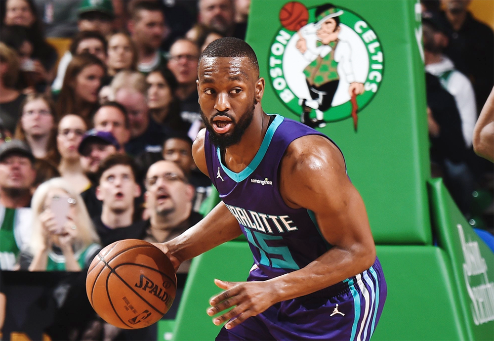 Kemba Walker trở thành người thay thế Kyrie Irving tại Boston Celtics
