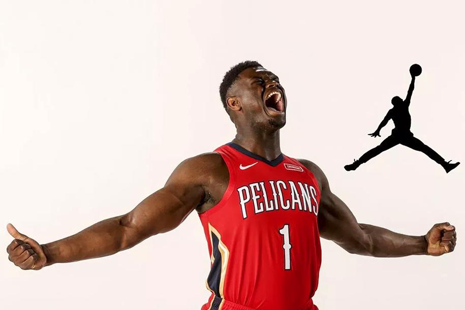 Sau tất cả, Zion chính thức về chung nhà với Nike