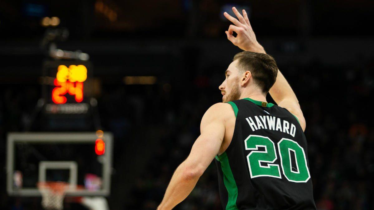 Gordon Hayward sẽ trở thành nhân tố X của Boston Celtics mùa tới