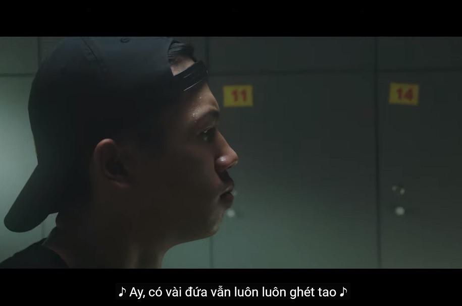 Anh nhà họ Đinh xuất hiện cực ngầu trong MV mới nhất của Rapper Phương Cào