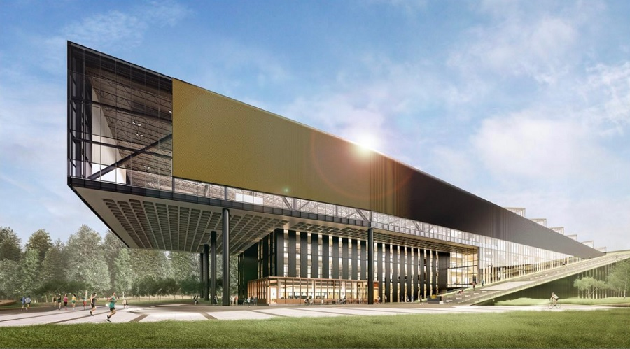 Lebron James Building – Món quà cực ý nghĩa từ Nike dành cho nhà Vua