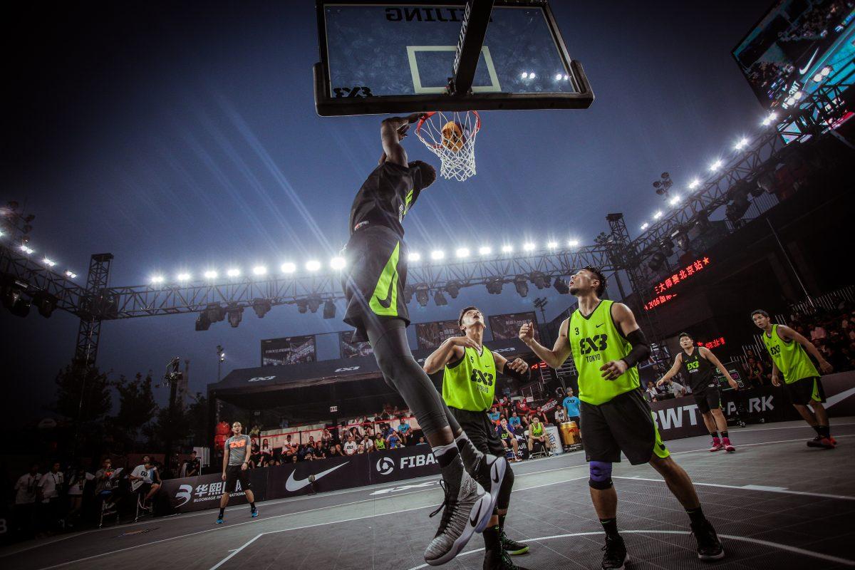 Luật 3×3 cập nhật mới nhất 2019 từ FIBA