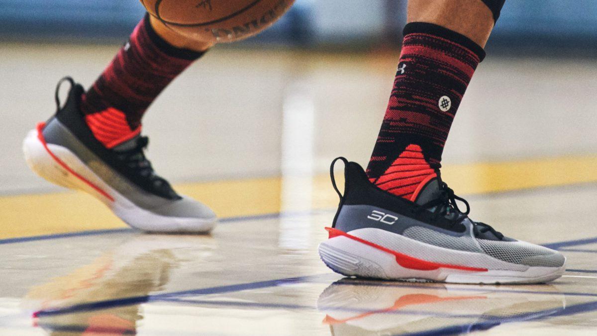 UA Curry 7 chính thức lộ diện trước thềm mùa giải mới NBA 2020