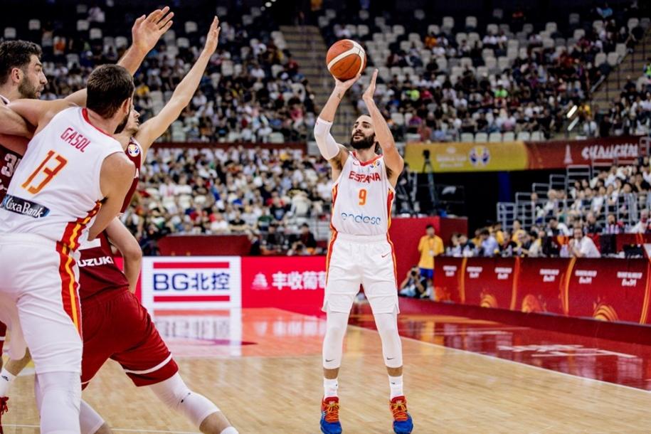 Tây Ban Nha vào Bán kết, Ricky Rubio làm nên lịch sử tại FIBA World Cup