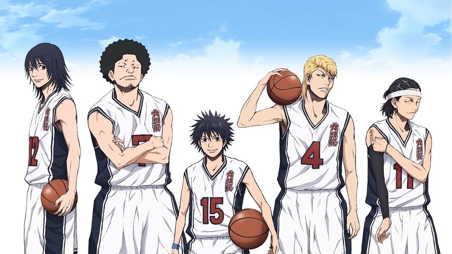 Ahiru no Sora: Bộ anime bóng rổ đầy hứa hẹn sau kỉ nguyên Kuroko